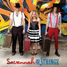 Savannah and the Strings - CD Cover