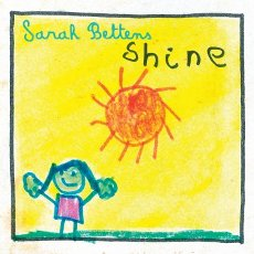 Sarah Bettens' Shine CD Cover