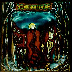 Scheherezade Preak CD Cover