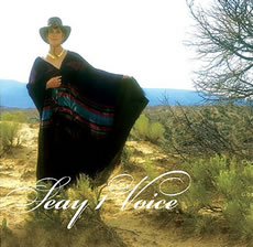 Seay 1 Voice CD Cover