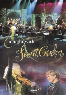 A Night With Secret Garden DVD