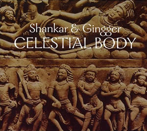 Celestial Body CD Cover