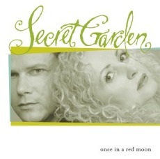 Once In A Red Moon CD Cover (USA)