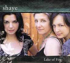 Shaye - Lake of Fire - CD Cover
