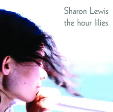 The Hour Lilies CD Cover
