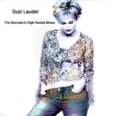 Suzi Lauder - Mermaid in High Heeled Shoes - CD Cover
