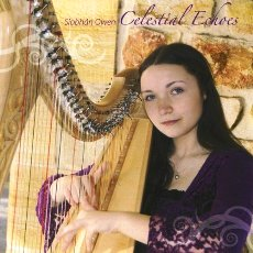 Siobhán Owen - Celestial Echoes - CD Cover