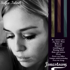 Sofia Talvik - Jonestown - CD Cover