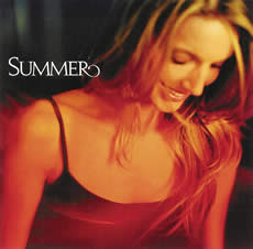 Summer (Debut Album) CD Cover