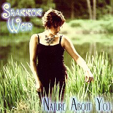 Nature About You CD Cover