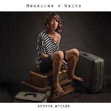 The Debbie Miller - Measures + Waits - EP Cover Artwork