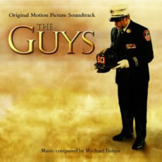 The Guys Soundtrack CD Cover