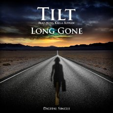 Tilt - Long Gone - Single Cover