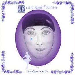 Tears And Pavan CD Cover