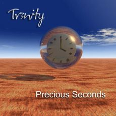 Precious Seconds CD Cover