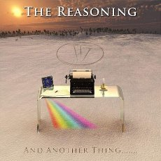 The Reasoning - And Another Thing ... - EP Cover Artwork