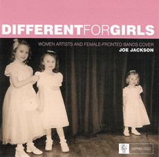Different For Girls CD Cover
