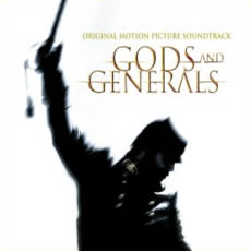 Gods and Generals CD Cover