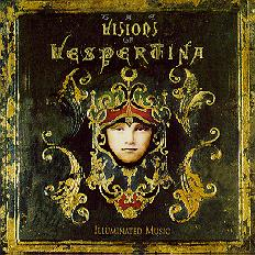 Visions Of Vespertina CD Cover