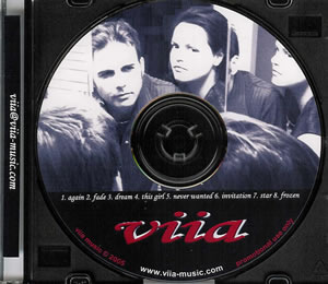 Viia Demo CD