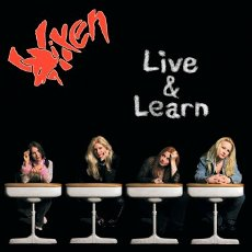 Live & Learn CD Cover