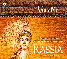 VocaMe - Kassia - CD Cover