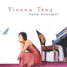 Warm Strangers CD Cover