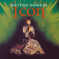 Icon CD Cover
