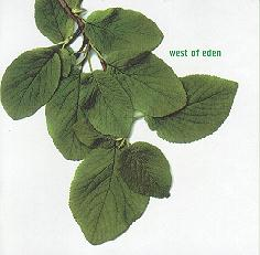 West Of Eden (Debut) CD Cover