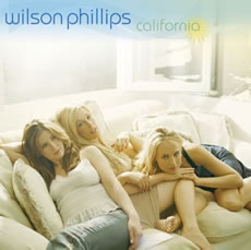 Wilson Phillips California CD Cover