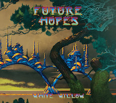 White Willow - Future Hopes - Album Cover (Roger Dean)