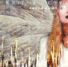 White Willow - Sacrament - CD Cover