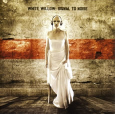 White Willow - Signal To Noise - CD Cover