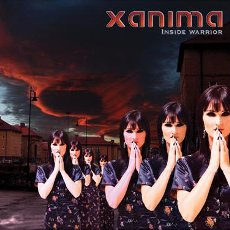 X Anima - Inside Warrior - CD Cover