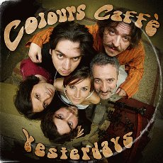 Yesterdays - Colours Caffé - CD Cover