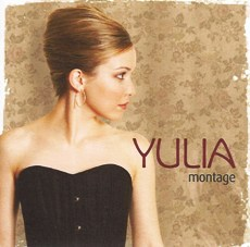 Yulia MacLean - Montage - CD Cover Artwork