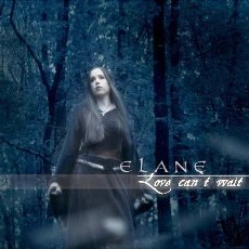 Elane - Love Can't Wait - CD Cover