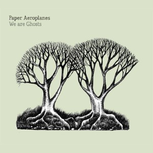 Paper Aeroplanes - We Are Ghosts 2nd Edition - Cover Artwork