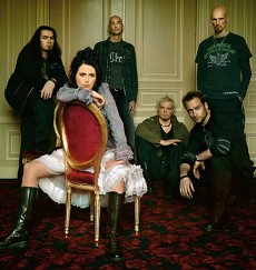 Within Temptation 2007